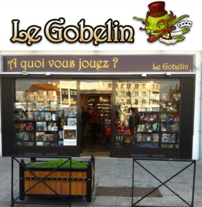 Gilles Masclef magasin Le Gobelin