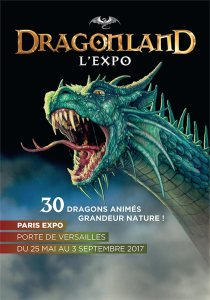 Dragonland, l'exposition