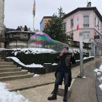 fred ericksen bulle • Les bulles à la neige ! • Fred Ericksen • Magicien Lyon • Conférencier mentaliste
