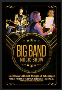 big band magic show