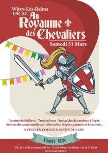 affiche journee medievale page 001 • Fêtes médiévales Mars - Avril 2018 • Fred Ericksen • Magicien Lyon • Conférencier mentaliste