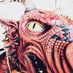 zir, le dragon médiéval