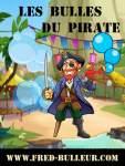 Les bulles du pirate