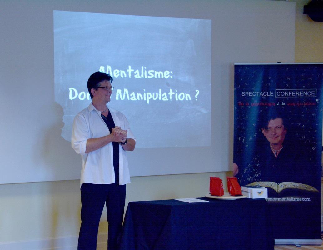 Conférence, Conférence management et mentalisme avec votre conférencier mentaliste, Fred Ericksen • Magicien Lyon • Conférencier mentaliste, Fred Ericksen • Magicien Lyon • Conférencier mentaliste