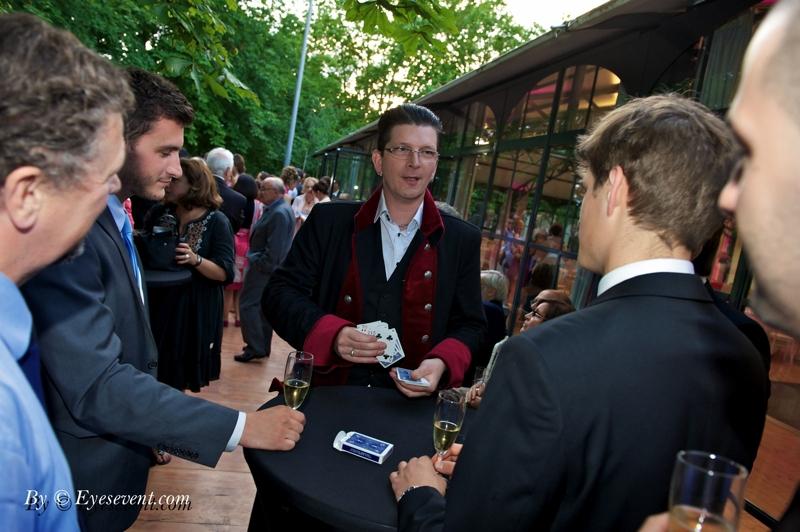 Trouver un magicien sur Montreux en Suisse
