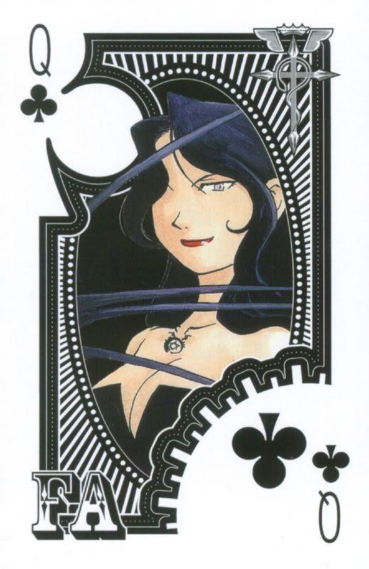 collection jeu de cartes manga 02 • Jeu de cartes manga • Fred Ericksen • Magicien Lyon • Conférencier mentaliste