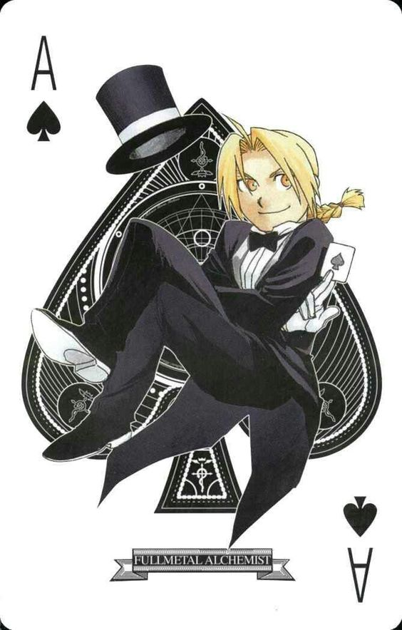 collection jeu de cartes manga 15 • Jeu de cartes manga • Fred Ericksen • Magicien Lyon • Conférencier mentaliste