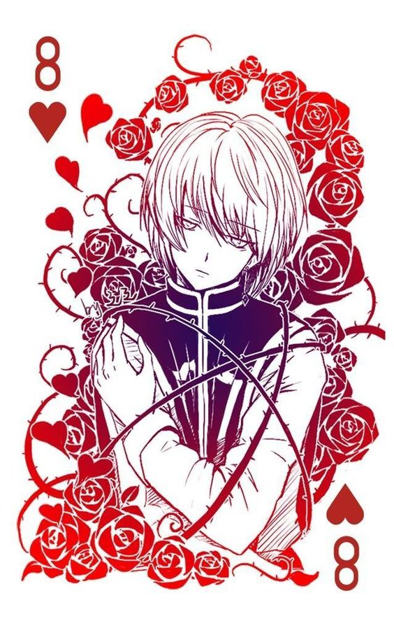 collection jeu de cartes manga • Jeu de cartes manga • Fred Ericksen • Magicien Lyon • Conférencier mentaliste