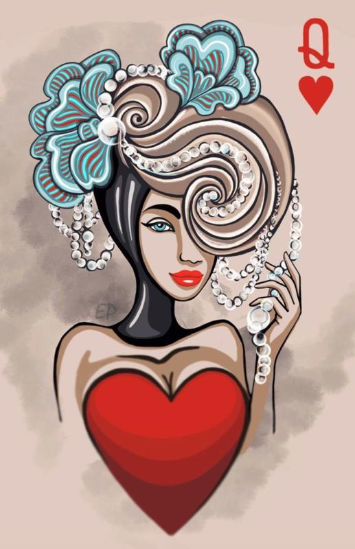 collection privee cartes à jouer fred ericksen magicien 012 • Collection privée Sexy • Fred Ericksen • Magicien Lyon • Conférencier mentaliste