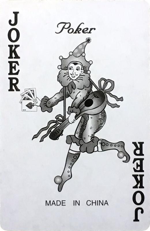 collection privee cartes à jouer fred ericksen magicien 032 • Collection privée Joker • Fred Ericksen • Magicien Lyon • Conférencier mentaliste