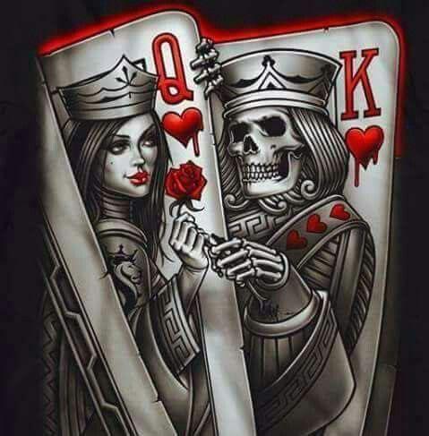 collection privee cartes à jouer fred ericksen magicien 096 • Collection jeu de cartes dame de coeur • Fred Ericksen • Magicien Lyon • Conférencier mentaliste