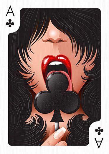 collection privee cartes à jouer fred ericksen magicien 234 • Collection privée Sexy • Fred Ericksen • Magicien Lyon • Conférencier mentaliste