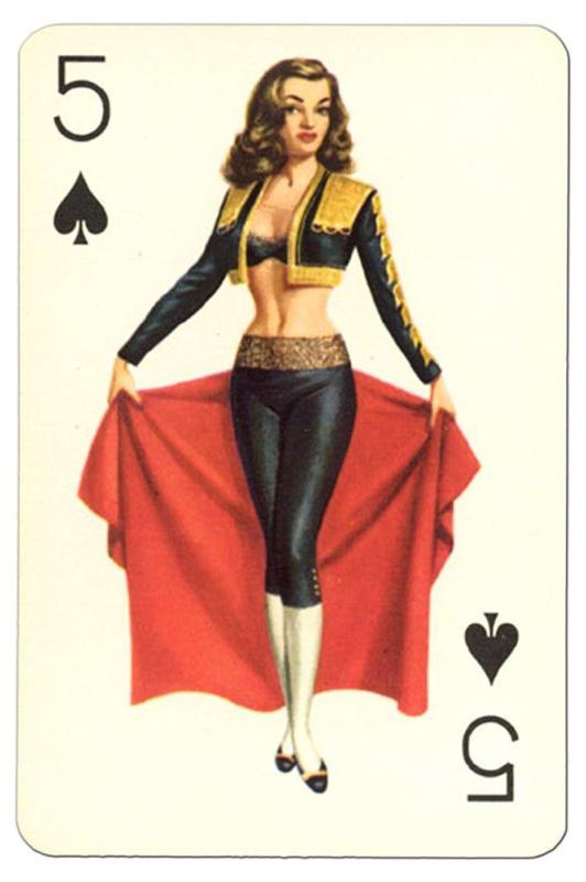 collection privee cartes à jouer fred ericksen magicien 279 • Collection privée Sexy • Fred Ericksen • Magicien Lyon • Conférencier mentaliste