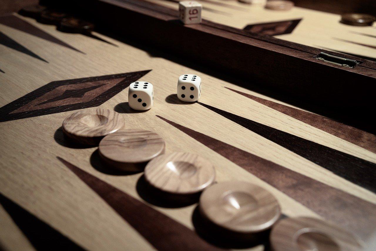jeux en bois - Puissance 4 Géant