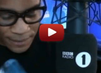 Reggie Yates, Official Chart Video