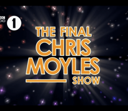 Last Chris Moyles Show