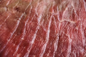 Fibrous Red Meat