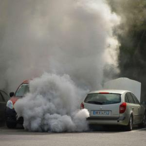 CAR POLLUTION