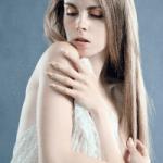 Woman Skin Caring