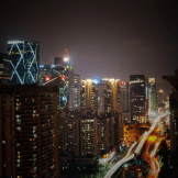Shenzhen by night