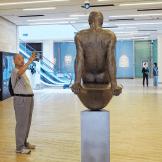 Shenzhen. Museum of modern art.