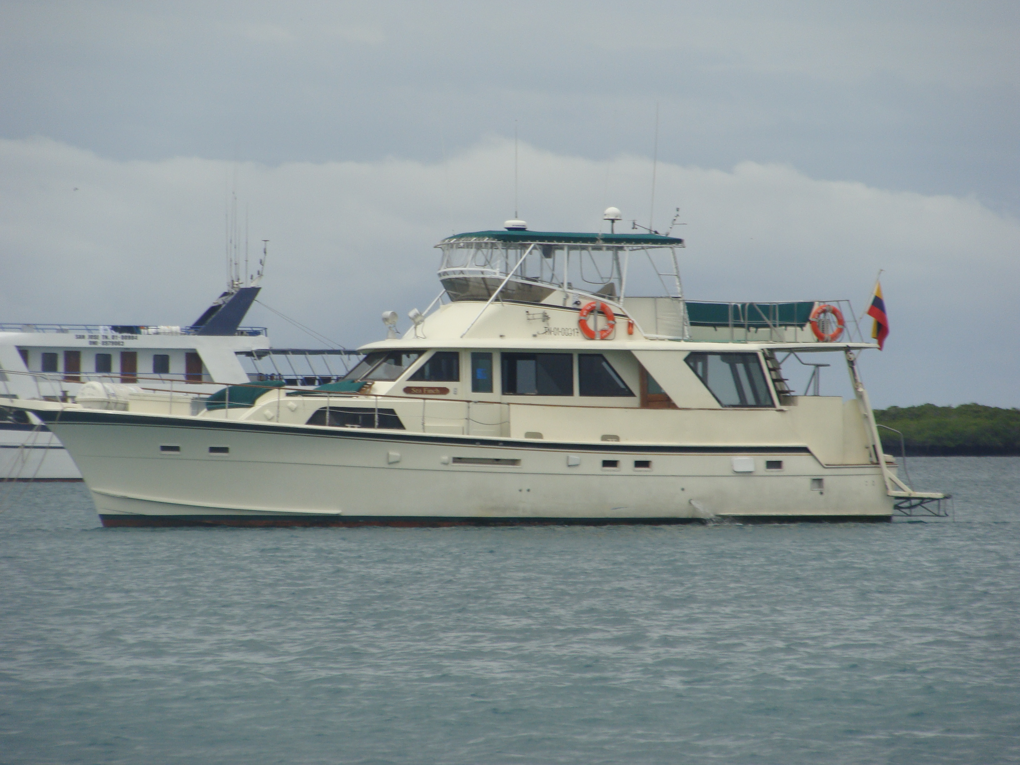 Sea Finch Yacht Restructuring and Maintenance