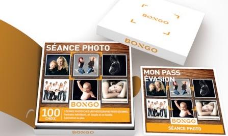 Present dans les chèques cadeaux «Bongo»