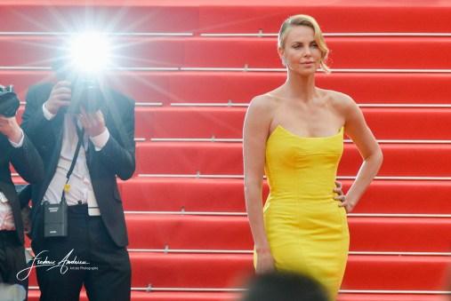 Charlize Theron Festival de Cannes
