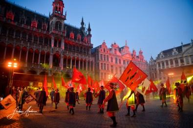 Ommegang de Bruxelles