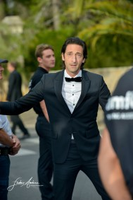Adrien Brody at AmfAR's 22nd Cinema Against AIDS Gala, Presented By Bold Films And Harry Winston at Hotel du Cap-Eden-Roc on May 21, 2015 in Cap d'Antibes, France.