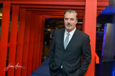 Chris Noth the american actor during the opening of the International Films Festival of Brussels. He is member of the international jury for this event. Brussels, 19 november 2016, Belgium