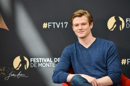 Till Lucas from 'MacGyver' attends a photocall during the 57th Monte Carlo TV Festival : Day 2 on June 17, 2017 in Monte-Carlo, Monaco