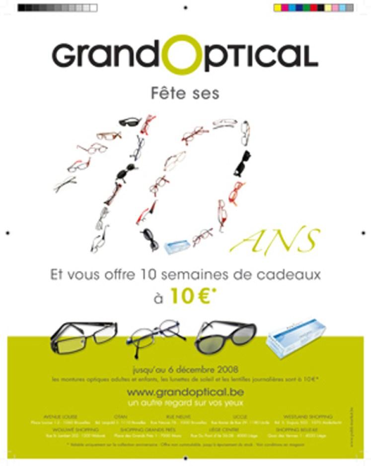 Campagne Pub Grand Optical