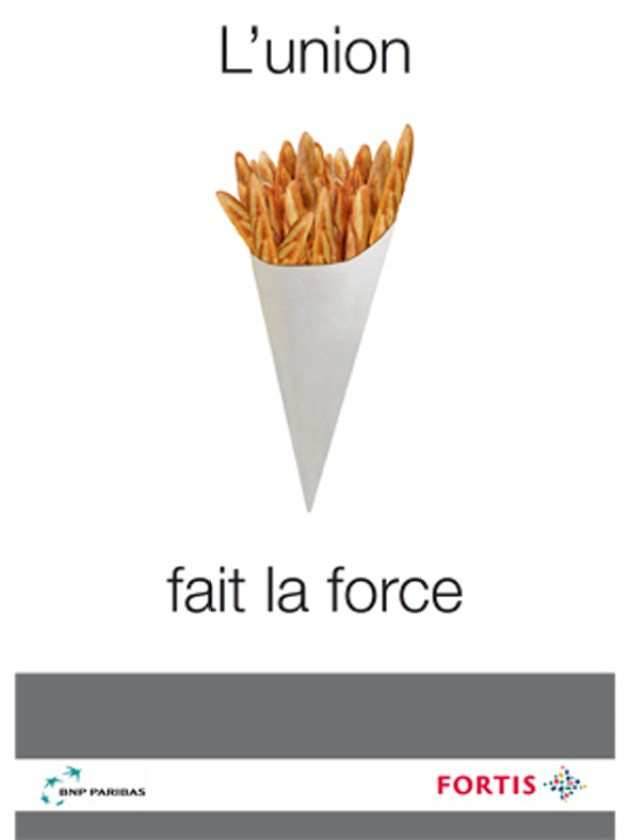 Campagne Publicitaire Fortis BNP