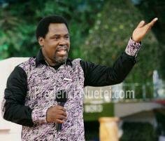 , Coronavirus: It Will Disappear After March 27th – Prophet TB Joshua, Frederick Nuetei