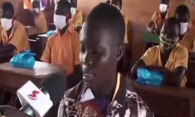 'Will Government Allow His Children To Eat This Food?' - Final Year Student Laments About Free Lunch (Video)