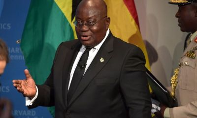 'I'm Not Like Those Who Cut Sods Without Funding' - President Akufo-Addo
