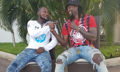 My Relationship With Adebayor Went Sour Because I Was Fooling Too Much - Funny Face