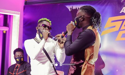 Shatta Wale Emerges Winner Over Stonebwoy In Asaase Radio Sound Clash