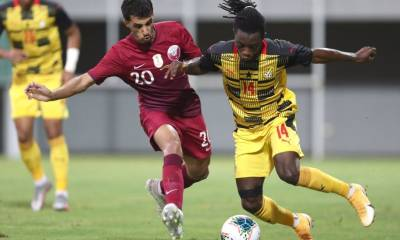 Ghana Beats Qatar By 5 Goals To 1