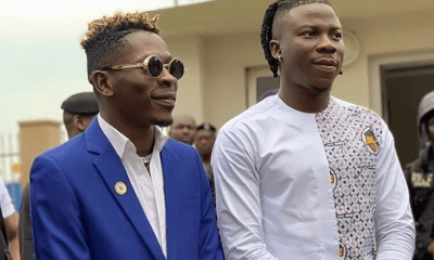 """Stonebwoy And I Agreed To Diss Ourselves On Stage At Asaase Soundclash But Stonebwoy Took It Personal Along The Line"" - Shatta Wale Reveals"