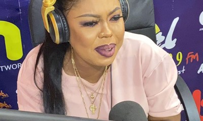 """Make Sure You Don't Play Mr Drew's Song On My Show"" - Afia Schwarzenegger Warns Ohemaa Woyeje"