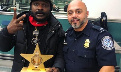 I'm In US To Show My Award To My Fans - Ras Kuuku