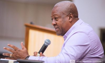 I'LL Free Small Scale Miners Jailed Under Akufo-Addo Over Galamsey - John Mahama