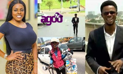 Nana Aba Anamoah Changes The Life Of A Street Hawker To Become A TV Presenter