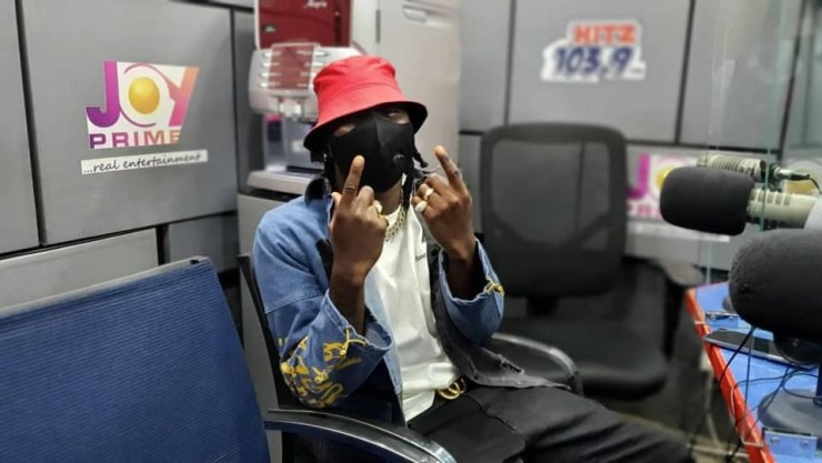 ayisha modi is not my, Ayisha Modi is not my PRO – Stonebwoy clears air on about relationship with her, Frederick Nuetei