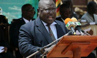 Special Prosecutor; Martin Amidu Resigns From His Position