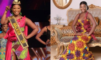 Jasmine Djang Wins Miss Malaika 2020; Video Drops