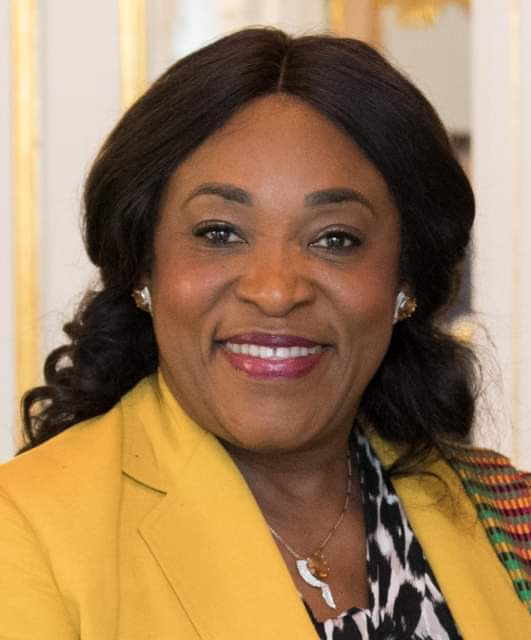 shirley ayorkor botchway, Foreign Affairs Minister, Shirley Ayorkor Botchway refute claims that she took a swipe at actor John Dumelo, Frederick Nuetei