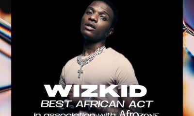 Wizkid has won his fourth MOBO Award + full list of winners